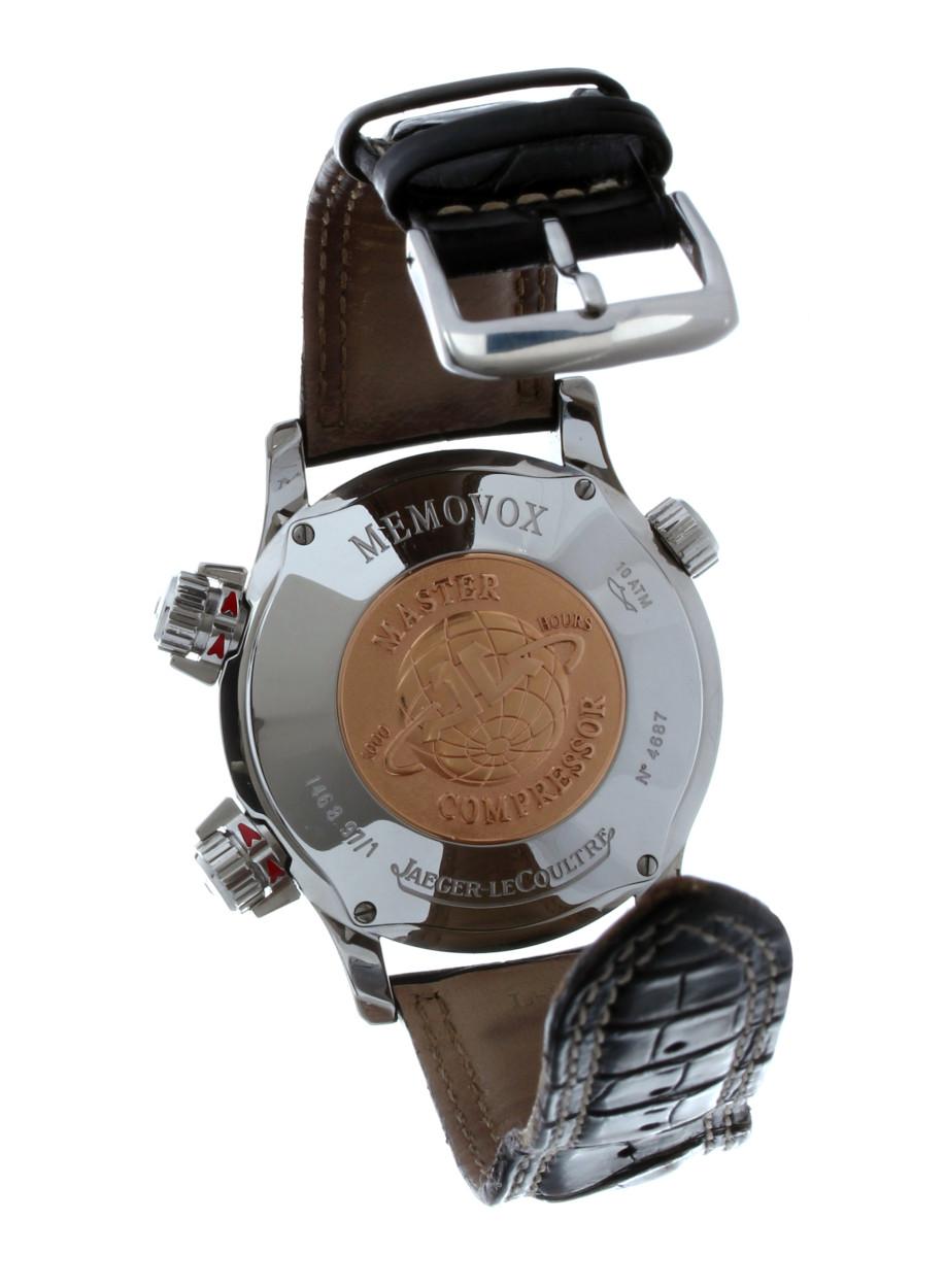 9b51ccbd1dd Jaeger LeCoultre. Master Compressor Memovox 146.8.97 1